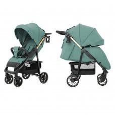 Коляска прогулочная CARRELLO Echo CRL-8508/2 Emerald Green + дождевик