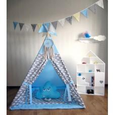Вигвам Облака. Детская игровая палатка, домик