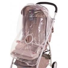 Дождевик для коляски Qvatro DQS-1 клеёнка