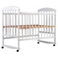 Кровать Наталка ОБ ольха белая
