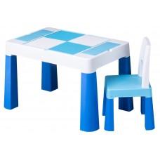 Стол и стул Tega Multifun Eco MF-004 104 blue в асортименте