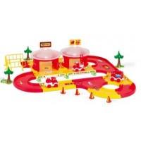 Kid Cars 3D Пожарная станция