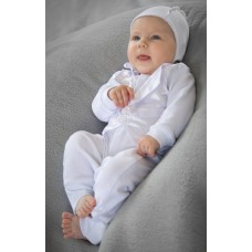 Комплект крестильный для мальчика (комбинезон без крыжмы)